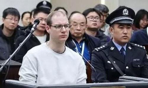 Công dân Canada bị kết án tử hình tại Trung Quốc kháng án