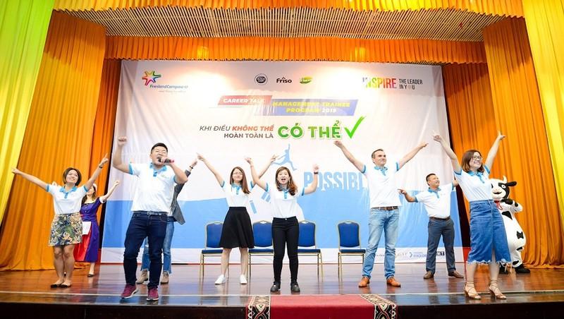 Điệu nhảy quen thuộc hướng dẫn lối sống năng động khỏe mạnh