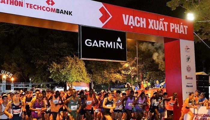 Điều gì làm nên sức hút của giải Marathon quốc tế Techcombank 2018?