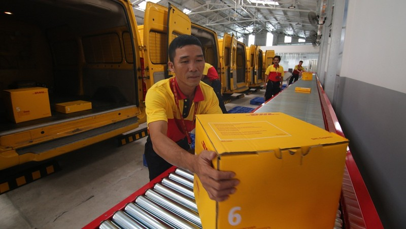 DHL Express được vinh danh bởi giải thưởng Nhân sự và Nhà tuyển dụng hàng đầu tại Việt Nam