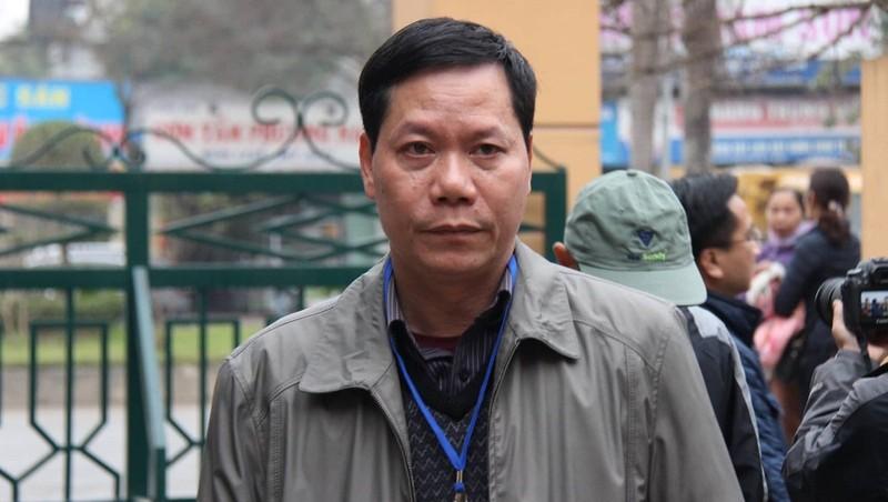 Ông Trương Quý Dương