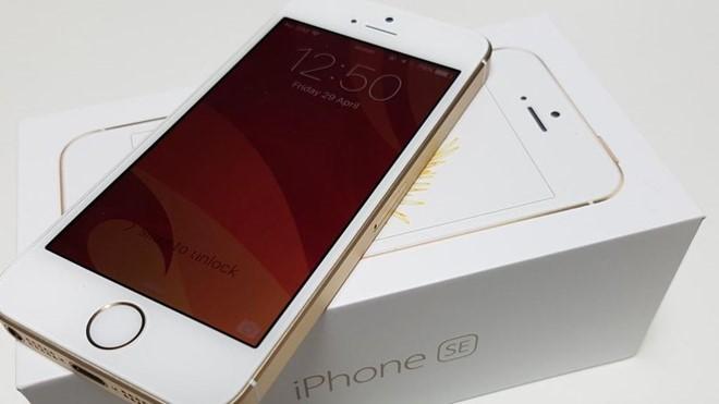 Apple bat ngo ban lai iPhone SE hinh anh 2