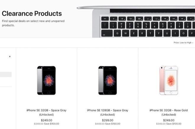 Apple bat ngo ban lai iPhone SE hinh anh 1