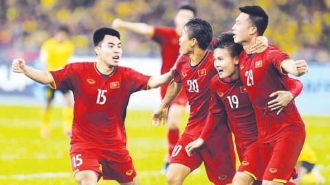 Bóng đá Việt Nam và sự trưởng thành của một thế hệ vàng
