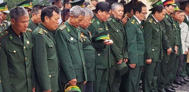 Giọt nước mắt tưởng nhớ đồng đội trên đỉnh Pò Hèn - 7