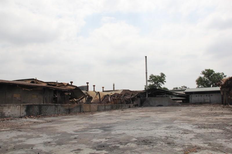 """Đồng Nai: Cơ quan chức năng kết luận nguyên nhân vụ cháy gây """"hoang mang"""" cho các doanh nghiệp bị thiệt hại"""
