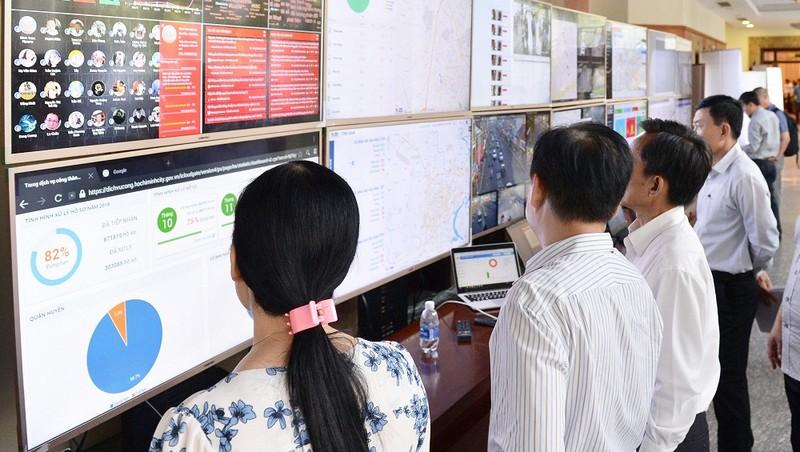 TP HCM xây dựng quận trung tâm thành đô thị thông minh