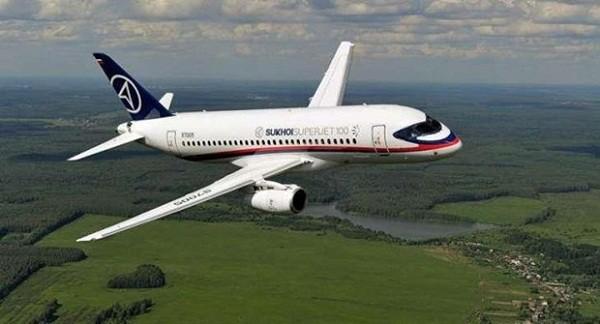 Nga sẽ bán 6 máy bay SSJ100 cho Thái Lan