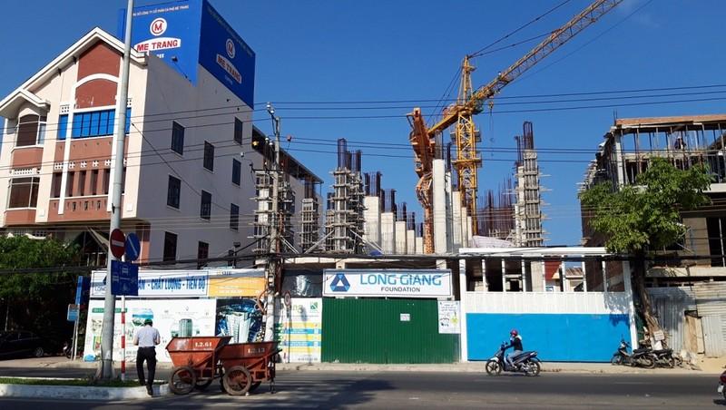 Dự án nhà ở Quang Minh tại Nha Trang