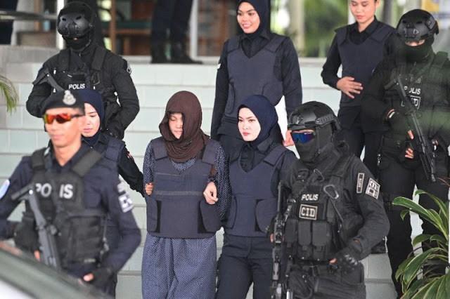 Hôm nay chờ phía Malaysia rút lại cáo buộc giết người với Đoàn Thị Hương