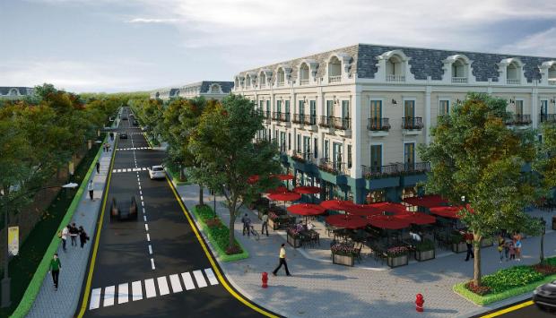 Vì sao các nhà đầu tư nhanh chóng tiếp cận thị trường nhà phố thương mại ở Uông Bí
