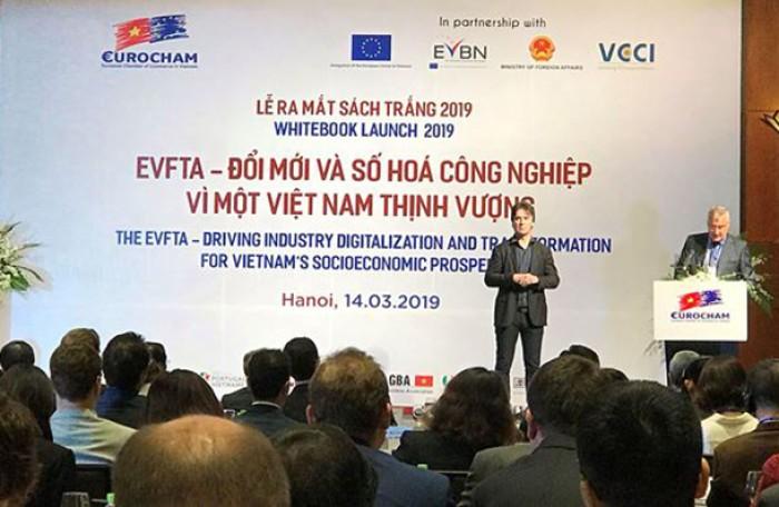 2 vấn đề bức thiết của Việt Nam: EVFTA và Cách mạng 4.0