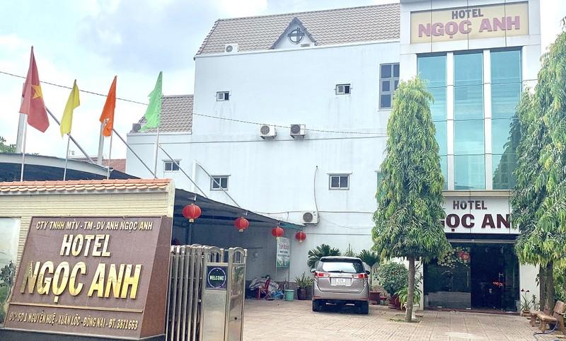 Chủ khách sạn Ngọc Anh (Đồng Nai) bị tố quỵt nợ