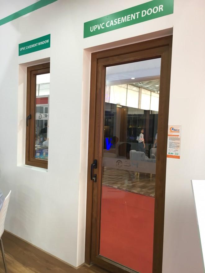 Vietbuild Hà Nội 2019: Aseanwindow, điểm đến lý tưởng cho ngành vật liệu xây dựng - Ảnh 11