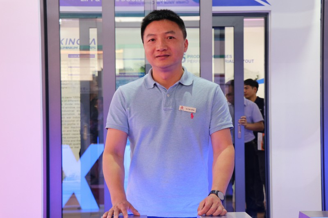 Nhôm Xingfa Quảng Đông tiếp tục ghi điểm cao tại Triển lãm quốc tế Vietbuild Hà Nội 2019 - Ảnh 8