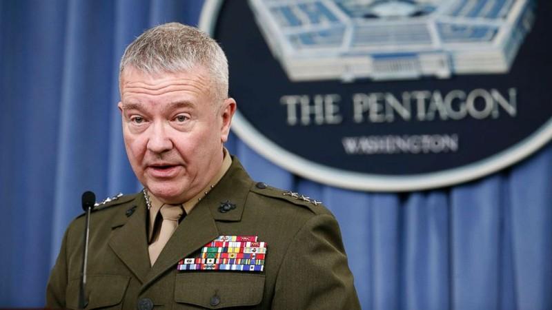 Tướng Frank McKenzie chính thức lãnh đạo Bộ Chỉ huy Trung tâm Mỹ (CENTCOM). Ảnh: newspadler.com/Báo Tin tức