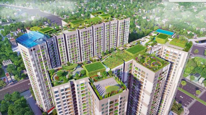 Thanh khoản căn hộ khu vực Minh Khai khởi sắc - Ảnh 2