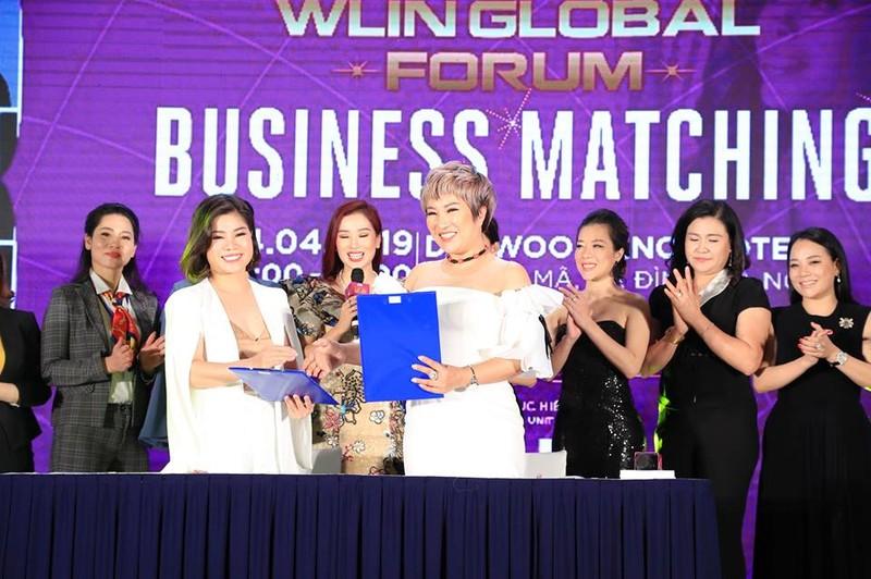 Diễn đàn Nữ lãnh đạo quốc tế  2019
