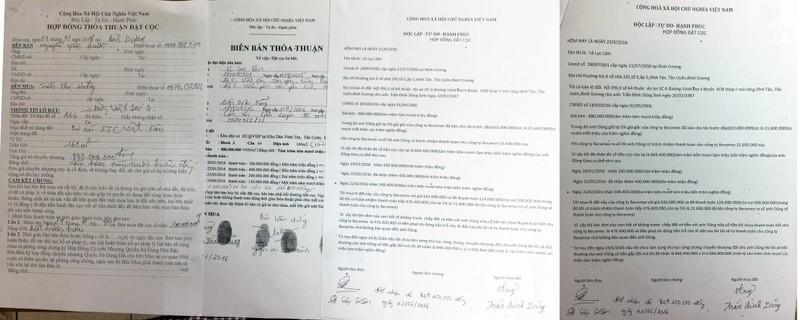 """Vụ """"Tranh chấp hợp đồng đặt cọc"""" tại Bình Dương: Tòa sơ thẩm tuyên hợp đồng vô hiệu là không phù hợp"""