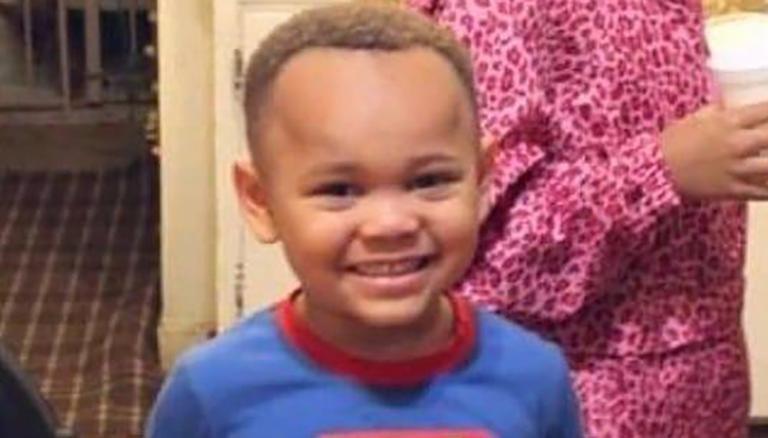Hình ảnh cậu bé Na'vaun Jackson - 4 tuổi