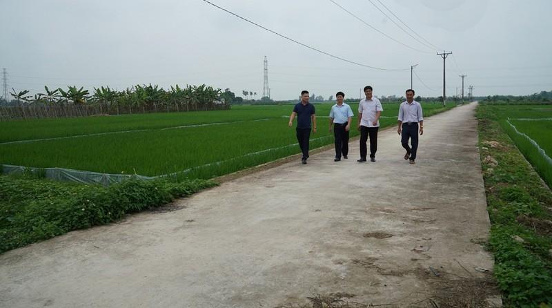 Tập đoàn Xi măng Công Thanh: Đòn bẩy xây dựng nông thôn mới tại Thái Bình