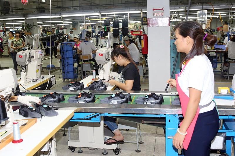 Phần lớn các lĩnh vực có số doanh nghiệp thành lập mới tăng so với cùng kỳ năm trước. Ảnh: VGP/Đình Nam