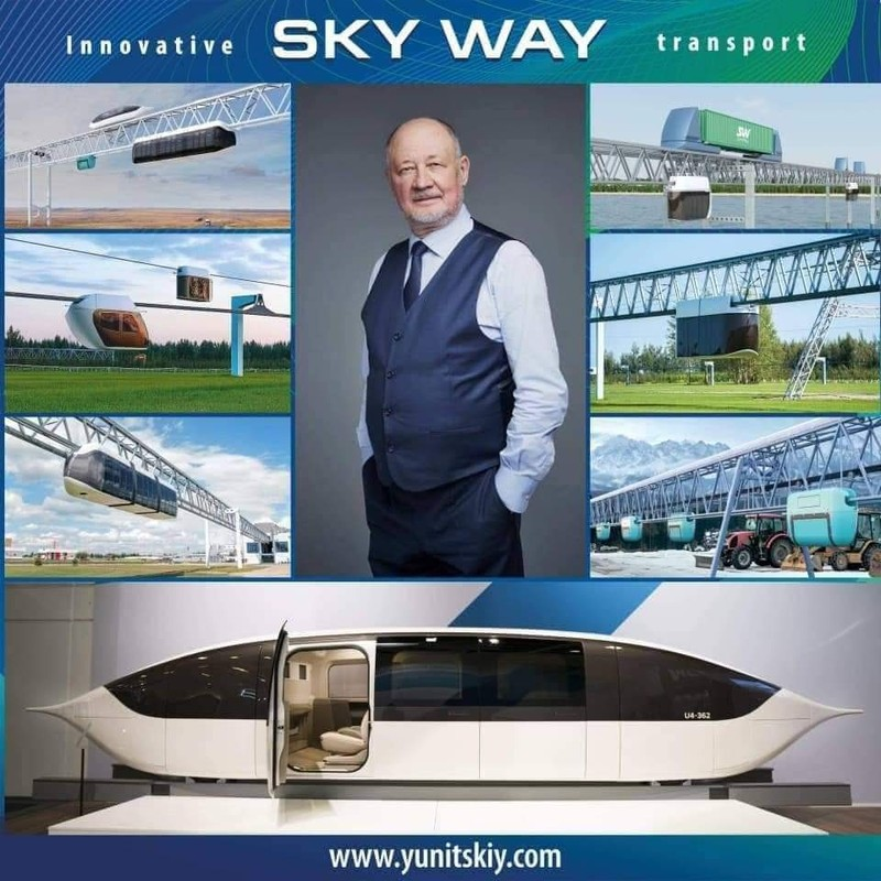 Skyway – công nghệ giao thông tối ưu của thế kỷ 21