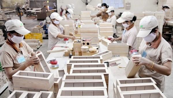 EU là một trong năm thị trường XK gỗ và sản phẩm gỗ lớn nhất của Việt Nam