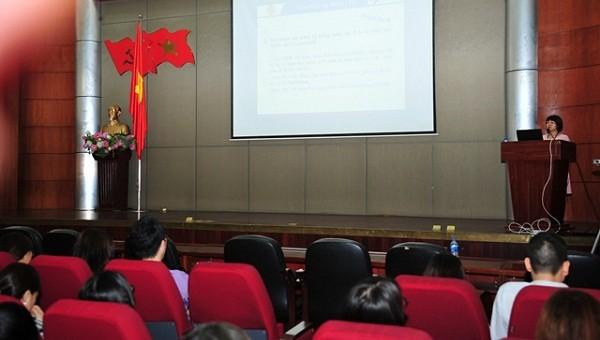 Cục Thuế TP Hà Nội tổ chức hội nghị tập huấn trực tuyến tại 31 điểm cầu