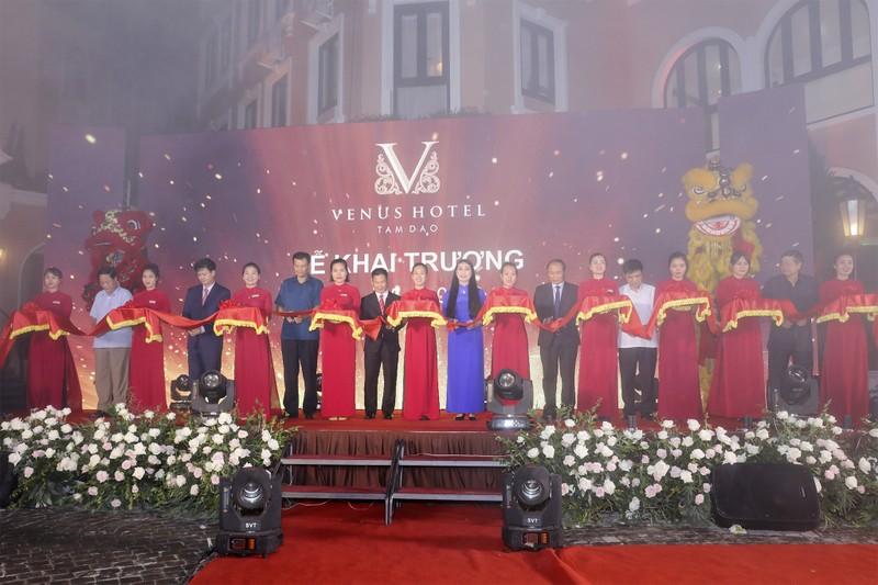 Khai trương khách sạn Venus Tam Đảo
