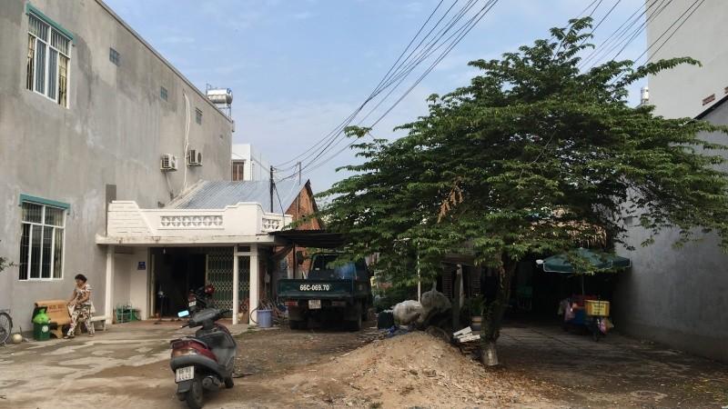 Thửa đất UBND phường 2, thành phố Cao Lãnh xác nhận từ chối cấp GCN QSDĐ cho bà Phương