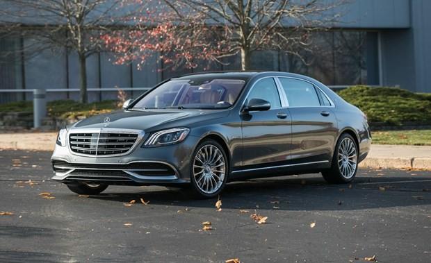 Audi tim cach soan ngoi Mercedes-Maybach o phan khuc sedan hang sang hinh anh 2