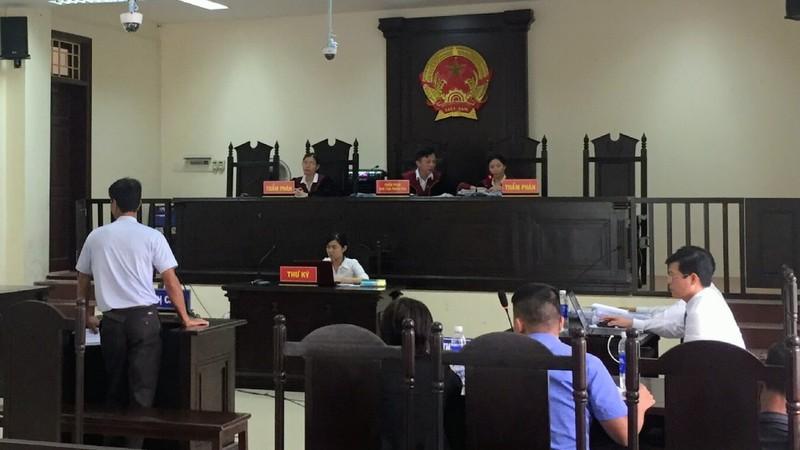 Phiên xét xử phúc thẩm lần 2 bị cáo Lê Tiến Bắc ngày 30/5/2019