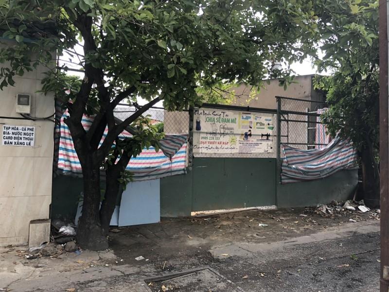 Địa chỉ 339/4 Nguyễn Thị Tú nơi mà ông Trần Đình Đắc nhập khẩu và chứng nhận cư trú cho đến nay vẫn là khu đất trống