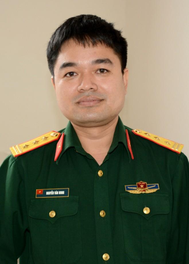 """Nguyễn Văn Minh - Nhà báo áo lính trên """"mặt trận không khói súng"""" - Ảnh 1"""