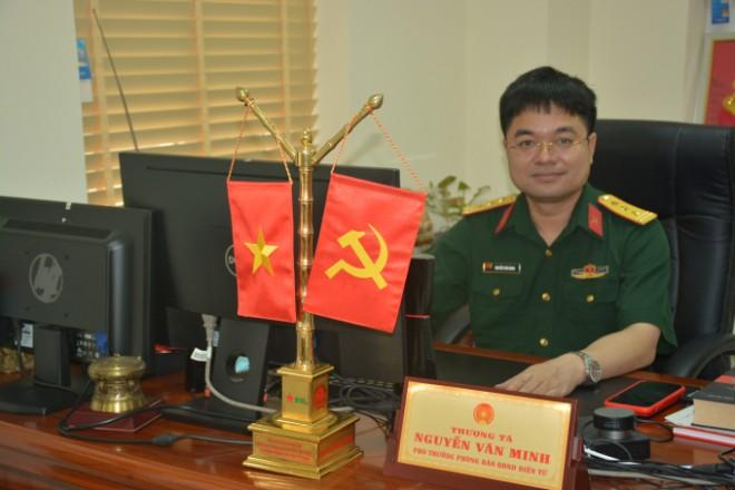 """Nguyễn Văn Minh - Nhà báo áo lính trên """"mặt trận không khói súng"""" - Ảnh 2"""