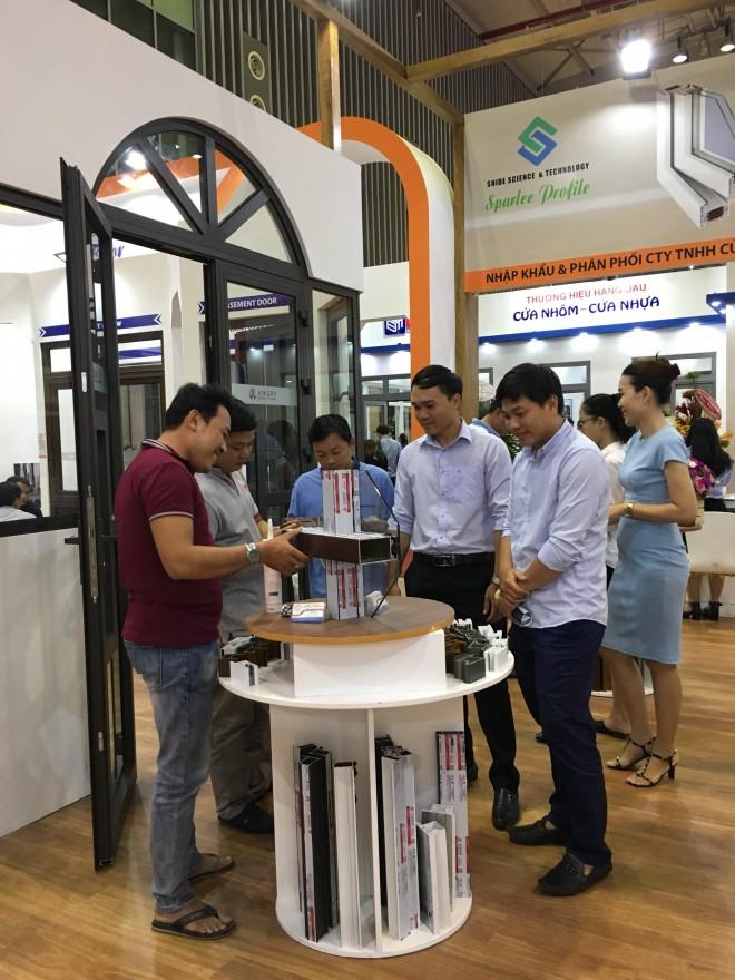 Aseanwindow tiếp tục gây ấn tượng tại triển lãm Vietbuild 2019 - Ảnh 2
