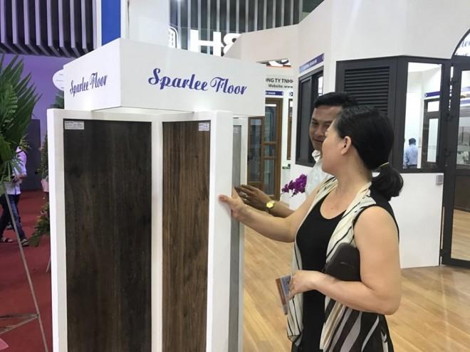 Aseanwindow tiếp tục gây ấn tượng tại triển lãm Vietbuild 2019 - Ảnh 7