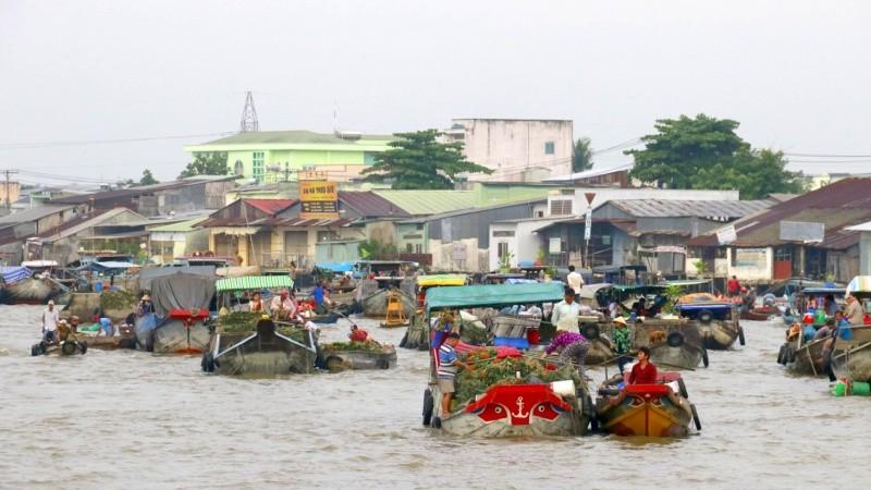 Các giải pháp bảo tồn và phát triển Chợ nổi đã thực hiện, nhưng tính hiệu quả chưa cao