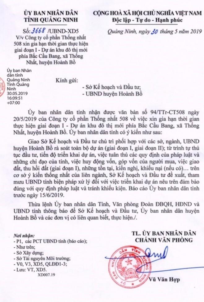 Chấm dứt dự án Bắc Cầu Bang giai đoạn 2: Hàng trăm nạn nhân mong lãnh đạo tỉnh Quảng Ninh cứu giúp - Ảnh 3
