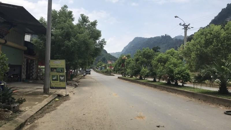 Nhiều sai sót khi thực hiện Dự án trục đường chính 27m tại trung tâm huyện Pác Nặm được Sở TNMT tỉnh Bắc Kạn làm rõ