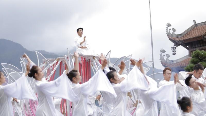 Âm nhạc trong show Vũ điệu trên mây- một sự thể nghiệm táo bạo