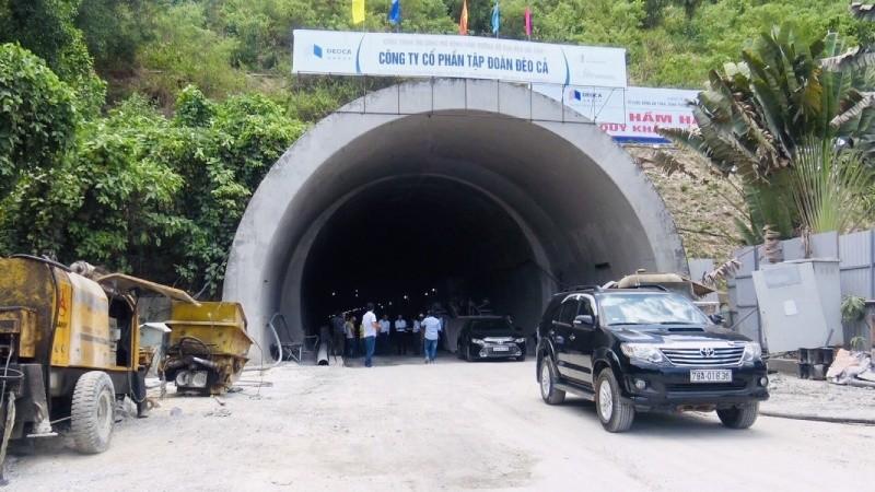 Hầm Hải Vân 2 nhằm đáp ứng nhu cầu giảm tải, giảm ùn tắc giao thông