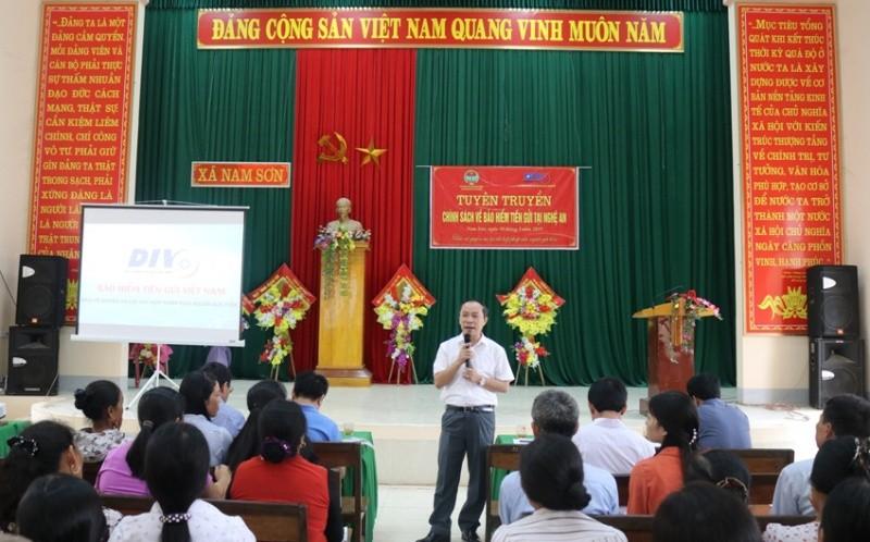 Tuyên truyền chính sách BHTG tại Nghệ An