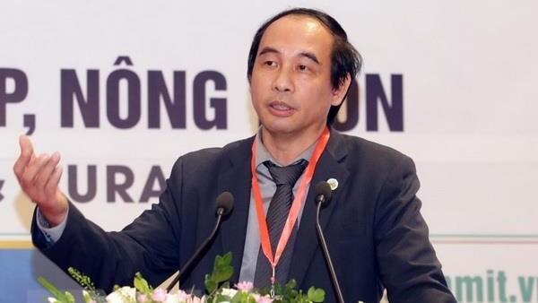 Tiến sỹ Đào Thế Anh, Phó Giám đốc, Viện Khoa học Nông nghiệp Việt Nam. (Ảnh: Anh Tuấn/TTXVN)