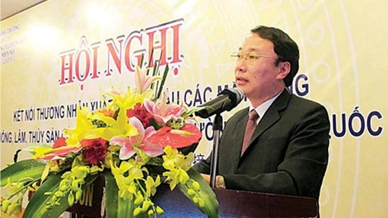 Phó Chủ tịch UBND tỉnh Lạng Sơn – ông Nguyễn Công Trưởng