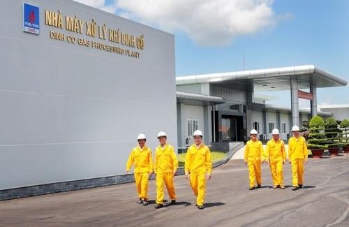 Với sự ra đời của Nhà máy xử lý khí Dinh Cố năm 1998 đánh dấu lần đầu tiên gas và condensate được sản xuất tại Việt Nam