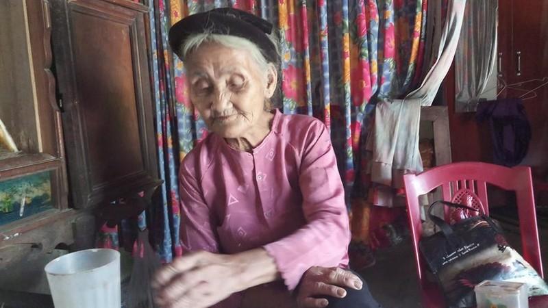 Bà Mơ. Ảnh Tiền Phong