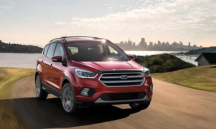 Escape đời 2019 tại Mỹ. Ảnh: Ford