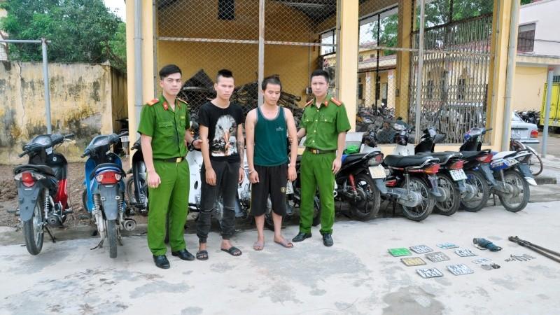 """Công an huyện Gia Lộc (Hải Dương): """"Nắm đấm thép"""" trong công tác phòng chống tội phạm"""